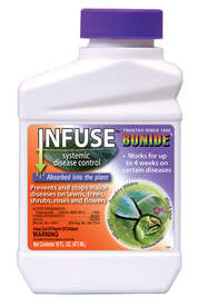 infuse by Bonide snow mold killer
