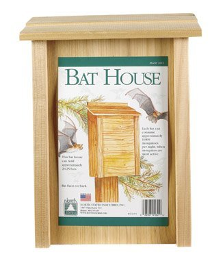 Use a bat house to help with mosquitoes levahn brothers for Free bat house plans do it yourself