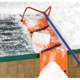 Get A Roof Rake To Prevent An Ice Dam Levahn Brothers